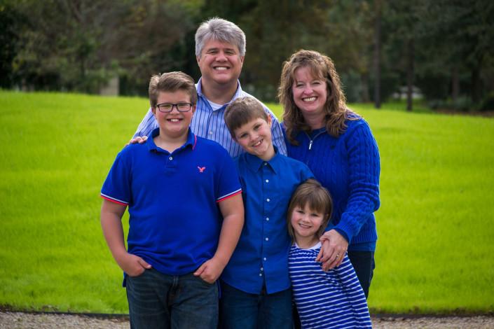 Pastor Steve McCartt - Family Pictures - 1