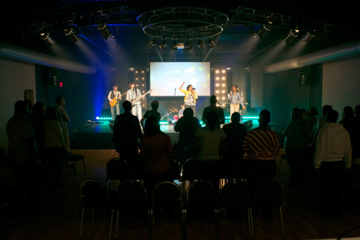 Varsity - Young Adults at Family Worship Center Church - Worship, Connect, Grow
