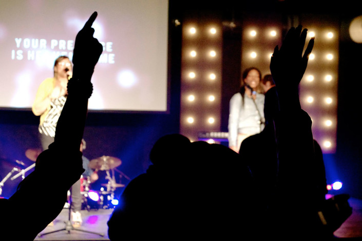 Varsity - Young Adults at Family Worship Center Church - Worship