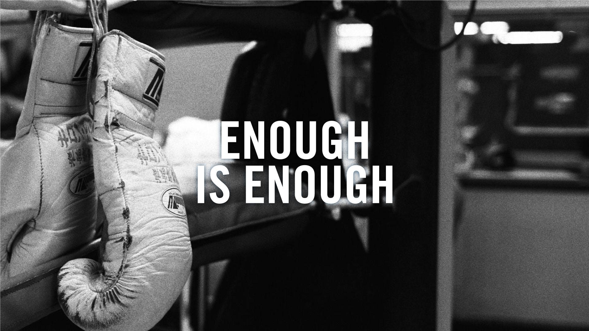 Enough-is-Enough_Theme_Pastor-Steve-McCartt-Family-Worship-Center-Florence_web