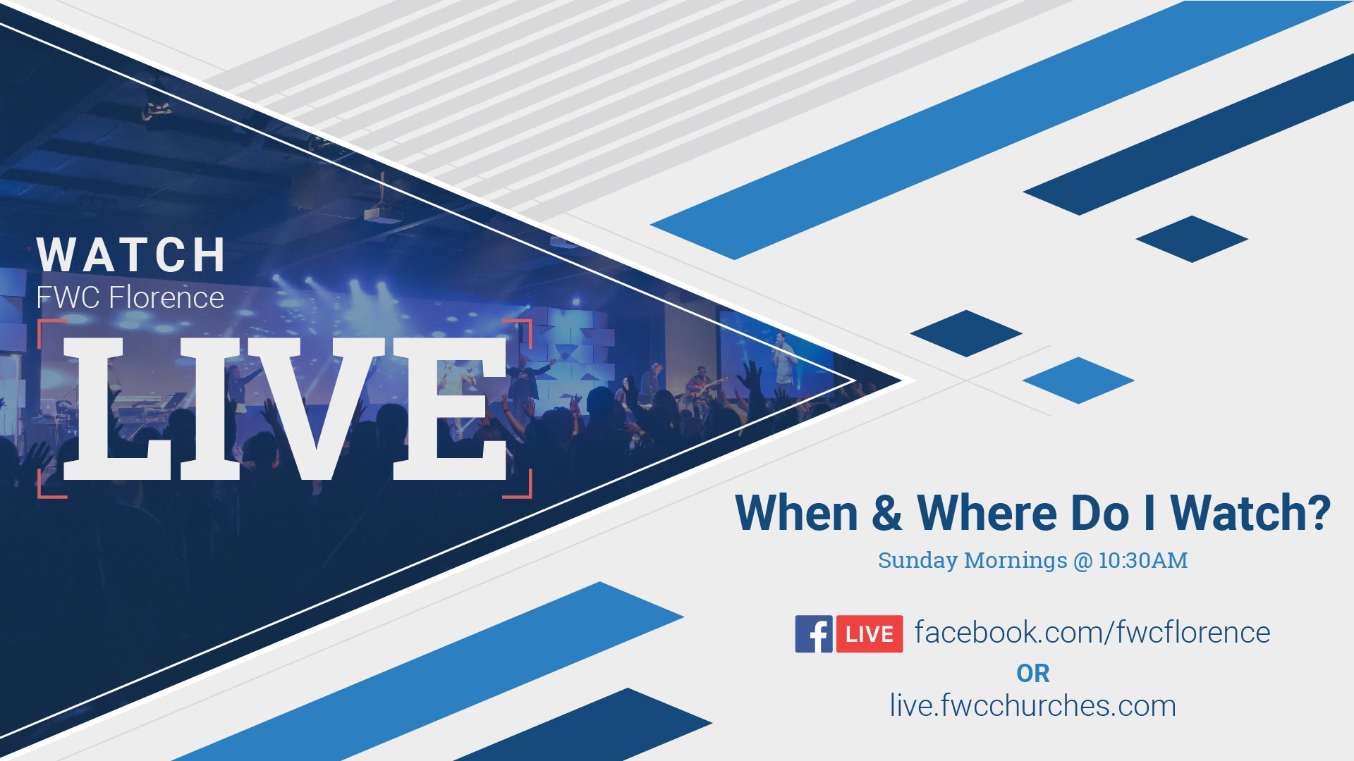 Livestream - Family Worship Center